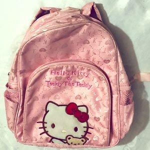 Kitty inspired backpack